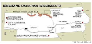 Iowa national parks images 7 national parks in nebraska iowa pour more than 23 million into jpg