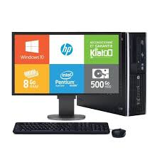 pc bureau intel i3 ordinateur de bureau hp pavilion best pc bureau intel i3 100 images