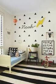 Kid Room Kid Fashion Blog 10 Inspirational Monochrome Kids Rooms