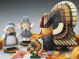 thanksgiving favorites in plastic canvas epattern leisurearts