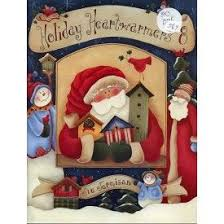 522 best painted santas images on tole painting