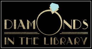 image library truth hardware diamonds in the library a lady with a love for literature and