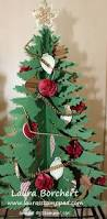 evergreen home decor ornament tree forever evergreen project kit stampin u0027 up holiday