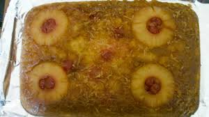 coconut pineapple upside down cake the good plate