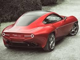 alfa romeo disco volante concept some of the concept cars that