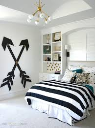 Wooden Wall Bedroom Wooden Wall Arrows Two Thirty Five Designs