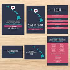 wedding invitations hawaii state wedding invitations hawaii invitations by r2