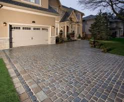 88 Cool Paving Stone Driveway Design Ideas 88homedecor