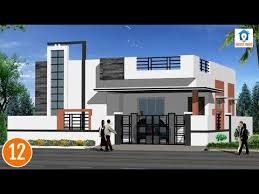 single house designs house front elevation designs for single floor house front design