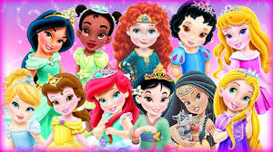 baby disney princess game movie disney princess snow white anna