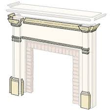 Fireplace Mantel Shelf Plans Free by Best 25 How To Build A Mantle Ideas On Pinterest Diy Mantel