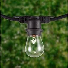 Light Bulb String Outdoor Lights And Outdoor String Lights Ls Plus