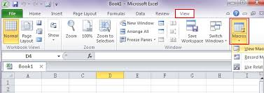 where is macro in microsoft excel 2007 2010 2013 and 2016