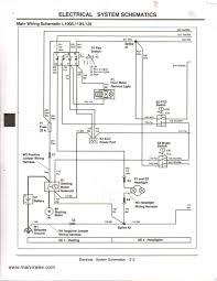 john deere 100 series wiring diagram wiring diagram