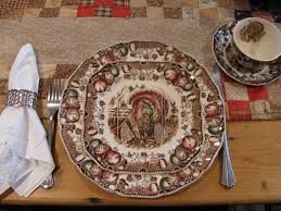 thanksgiving china johnson brothers his majesty if only i