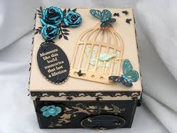 memory box decorating ideas to decorate a box for her to fill