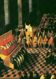 Council Of Trent Reforms Today The Council Of Trent Was Accepted By Pope Pius Iv The