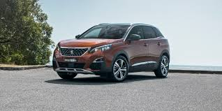 peugeot 3008 white 2017 2017 peugeot 3008 gt line review long term report one