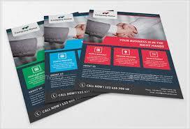 promotional flyers template free telemontekg me