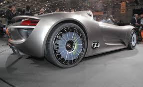 porsche supercar concept video porsche 918 spyder concept