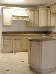 cream kitchen cabinets with glaze off white antique kitchen cabinets cream with glaze distressed and