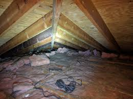i would like to know how install baffles around the rafters of hip