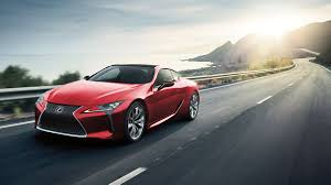 lexus glowing emblem 2018 lexus lc luxury coupe features lexus com