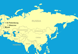 moscow russia map moscow russia europe map maps of usa