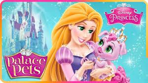 disney princess palace pets rapunzel u0026 truffles piglet pet
