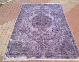 large area rug 116 x 76 distressed antique