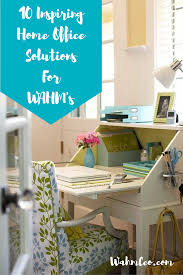 10 inspiring work at home office spaces for wahm u0027s