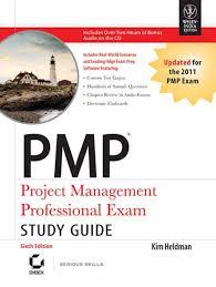 pmp project management professional exam study guide 6th edition
