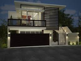 House Designs Ideas Modern Home Fence Designs Modern Home Fence Design Pdf Plans
