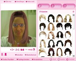 Frisuren Finder by Frisuren Ausprobieren