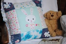 Baby Blue Cushions Keepsake Quilts Baby Clothes Keepsake Quilt And Cushions
