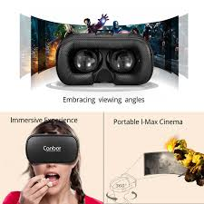 canbor 3d vr glasses vr headset 3d virtual reality vr for 3d