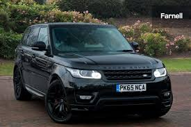 electric land rover used land rover range rover sport 3 0 sdv6 hev autobiography