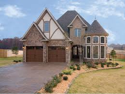 house plans with turrets european house plans at eplanscom 5 gorgeous ideas tudor home with