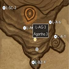 Agartha Map Overview Swl Lassie U0027s Waypoints Defunct Mods Projects
