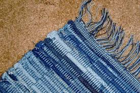 let u0027s stay cool recycled jeans denim rugs u0026 carpets