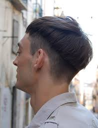 mens over the ear hairstyles trendy haircuts for men super cool men s basin cut with trendy