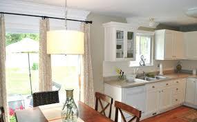 kitchen door curtains home design styles