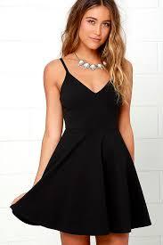 black skater dress new listing black meet black skater dress you could take