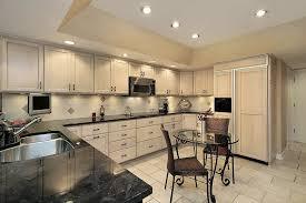Luxury Kitchen Ideas Counters Backsplash  Cabinets Designing - Blue pearl granite backsplash ideas