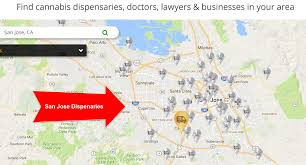 San Jose Map by Dispensaries In San Jose Serve High Tech Patients From Silicon Valley
