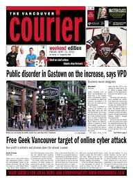 vancouver courier september 21 2012 by glacier digital issuu