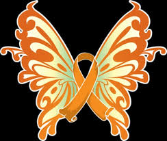 butterfly on cancer ribbon clipart clip library