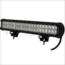police led light bar 20inch 126w dual row auto led light bar car led light bar police led