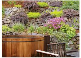 Landscaping Ideas Hillside Backyard Landscaping On A Hillside Steep Slope Secret Garden