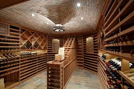 Wine Cellar Shelves - custom wine cellar racks and racking systems washington valley